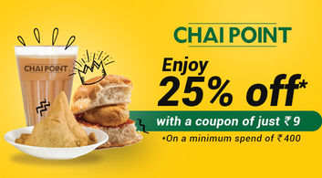 Chai Point offer in Pune