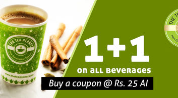 Offers at The Tea Planet