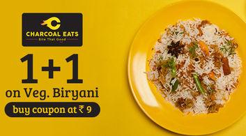 Best Deals at Charcoal Eats in Mumbai