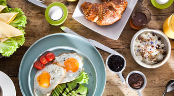 Top Breakfast Places in Pune