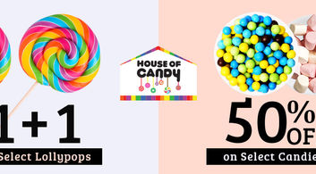 House of Candy offers in Delhi-NCR
