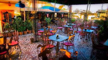 Pea Roof Top Restaurant Gopalbari Jaipur