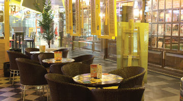 The Beer Cafe,Epicuria Mall, Nehru Place