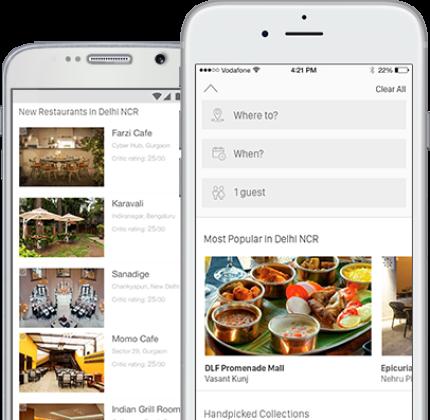 Groupon restaurant deals in delhi ncr