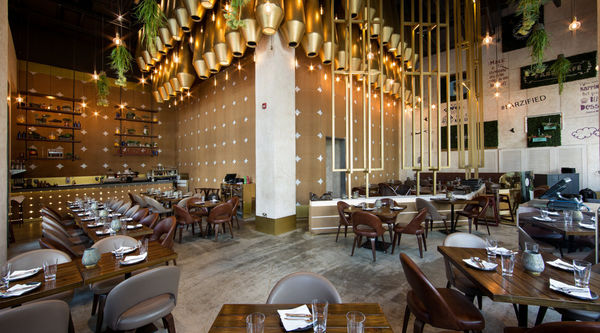 Book a table at Farzi Cafe, City Walk, Al Safa   Instant