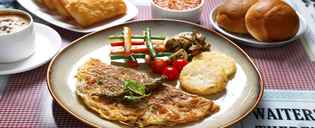 Top Places In Delhi To Put On Your Breakfast Bucket List