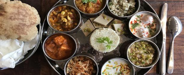 Top 2 Places In Delhi To Get Organic Navratri Thalis