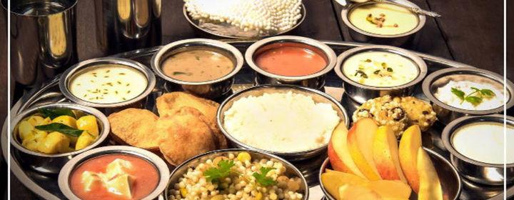 Stupendous Rajdhani Thali Restaurant Phoenix Market City Kurla Home Remodeling Inspirations Genioncuboardxyz