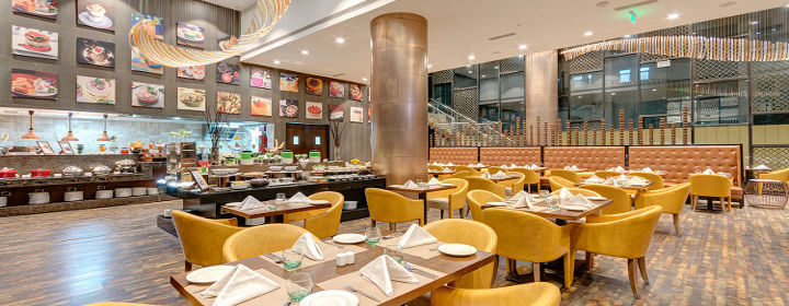 Social Kitchen Holiday Inn Kolkata