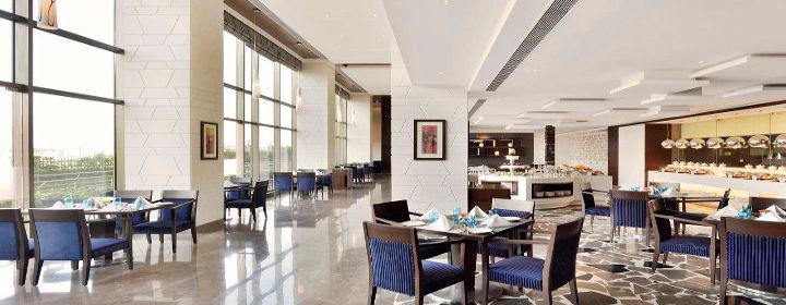 Cafe Blu, Radisson Blu Pune Hinjewadi
