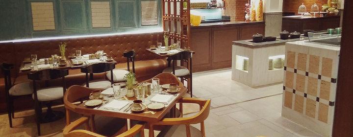 Sala Da Pranzo, Taj Exotica, Goa, Goa Restaurant, Menu and Reviews ...