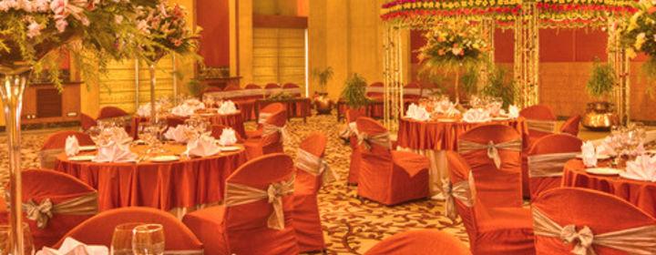 Topaz Banquet Hall, The HHI (Hotel Hindustan International
