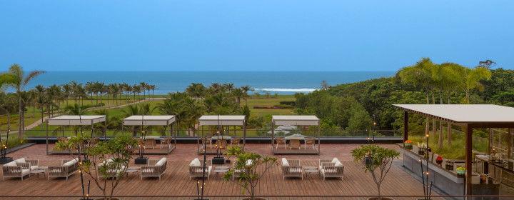 Pelican Deck, Sheraton Grand Chennai Resort & Spa