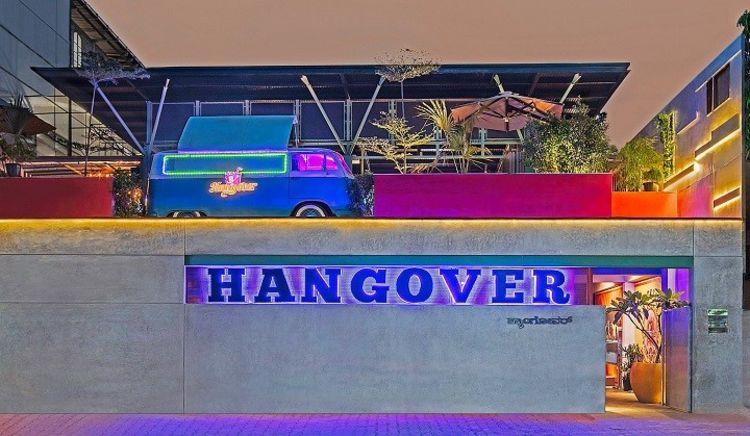 Hangover, Indiranagar, East Bengaluru